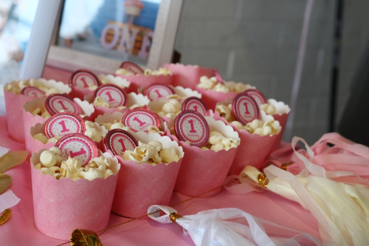 first birthday snacks