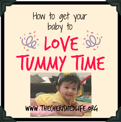Tummy Time Trouble – #blogcember day 8